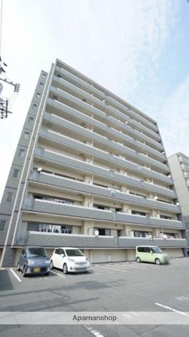 岡山県倉敷市、新倉敷駅徒歩10分の築11年 10階建の賃貸マンション