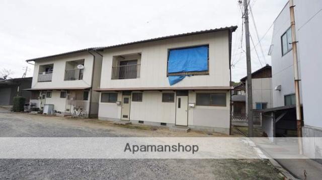 岡山県倉敷市、上の町駅徒歩7分の築21年 2階建の賃貸テラスハウス