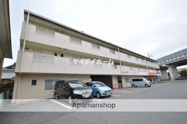岡山県倉敷市、球場前駅徒歩25分の築22年 3階建の賃貸マンション