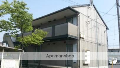 岡山県倉敷市、栄駅徒歩19分の築16年 2階建の賃貸アパート