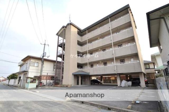 岡山県総社市、東総社駅徒歩16分の築20年 5階建の賃貸アパート