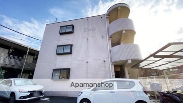 岡山県玉野市、備前田井駅徒歩10分の築13年 3階建の賃貸マンション