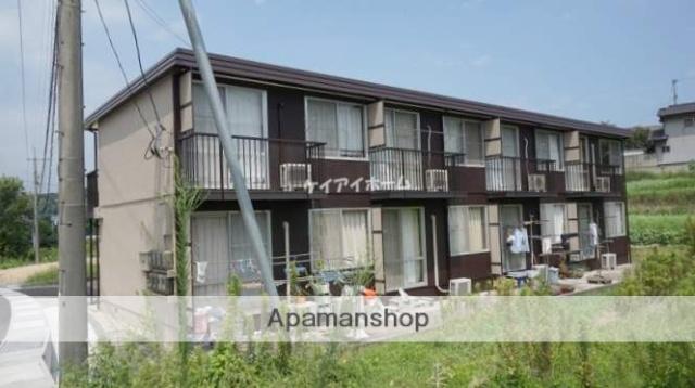 岡山県浅口郡里庄町、里庄駅徒歩9分の築33年 2階建の賃貸アパート