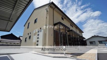 岡山県倉敷市、常盤駅徒歩33分の新築 2階建の賃貸アパート