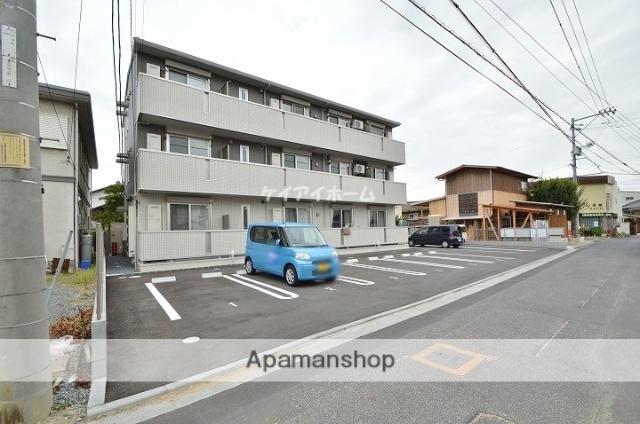 岡山県倉敷市、上の町駅徒歩27分の新築 3階建の賃貸アパート