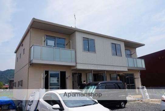 岡山県倉敷市、木見駅徒歩16分の新築 2階建の賃貸アパート