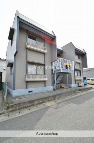 岡山県倉敷市、児島駅徒歩9分の築33年 2階建の賃貸アパート