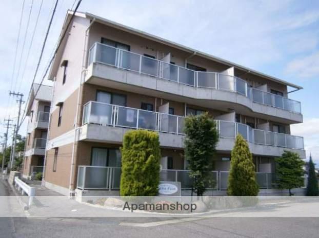 岡山県倉敷市、久々原駅徒歩13分の築16年 3階建の賃貸マンション