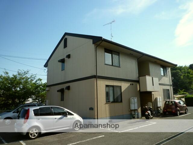 岡山県倉敷市、金光駅徒歩27分の築23年 2階建の賃貸アパート