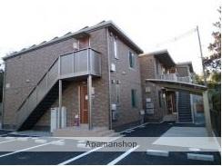 岡山県倉敷市、新倉敷駅徒歩45分の築4年 2階建の賃貸アパート