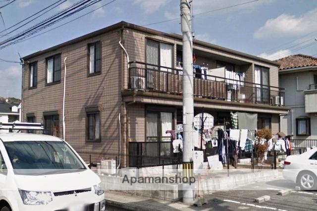 岡山県倉敷市、新倉敷駅徒歩24分の築14年 2階建の賃貸アパート