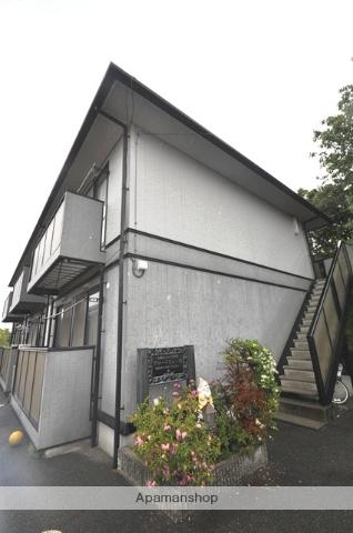 岡山県都窪郡早島町、早島駅徒歩16分の築18年 2階建の賃貸アパート