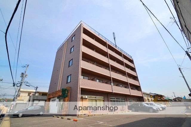 岡山県岡山市北区、北長瀬駅徒歩45分の築15年 5階建の賃貸マンション