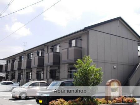 岡山県浅口市、金光駅徒歩6分の築12年 2階建の賃貸アパート