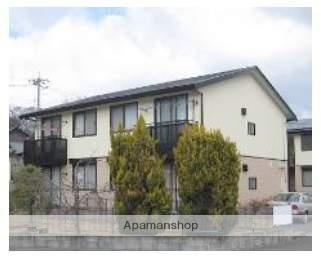岡山県浅口市、金光駅徒歩12分の築17年 2階建の賃貸アパート