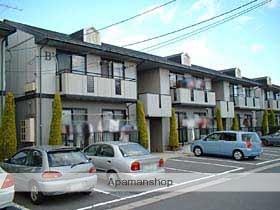 岡山県倉敷市、西阿知駅徒歩89分の築20年 2階建の賃貸アパート