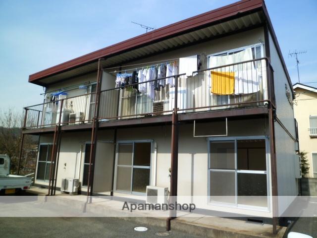 岡山県倉敷市、上の町駅徒歩19分の築34年 2階建の賃貸アパート