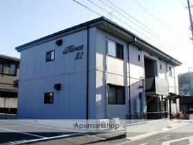 岡山県倉敷市、上の町駅徒歩19分の築18年 2階建の賃貸アパート