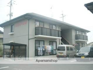 岡山県総社市、東総社駅徒歩20分の築20年 2階建の賃貸アパート