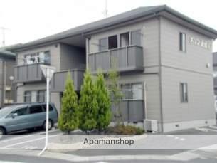 岡山県倉敷市、栄駅徒歩21分の築17年 2階建の賃貸アパート