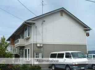 岡山県倉敷市、西阿知駅徒歩20分の築22年 2階建の賃貸アパート
