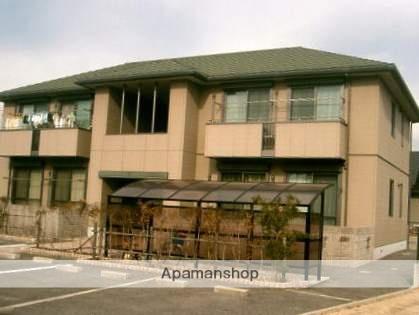 岡山県浅口市、金光駅徒歩9分の築14年 2階建の賃貸アパート