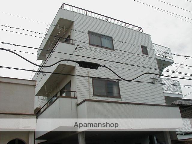 岡山県岡山市北区、岡山駅徒歩5分の築29年 3階建の賃貸アパート
