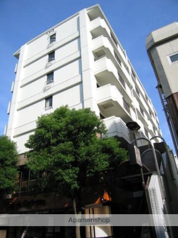 岡山県岡山市北区、岡山駅徒歩8分の築28年 7階建の賃貸マンション