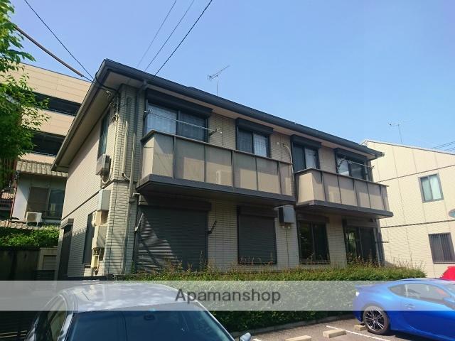 岡山県岡山市北区、岡山駅徒歩10分の築14年 2階建の賃貸アパート