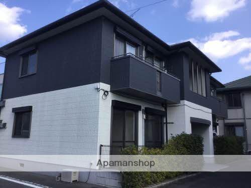 岡山県岡山市北区の築19年 2階建の賃貸アパート