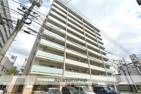 岡山県岡山市北区、岡山駅徒歩21分の築4年 10階建の賃貸マンション
