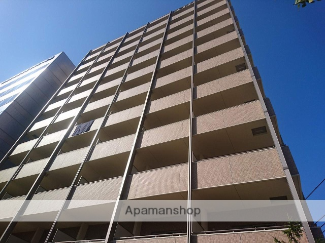 岡山県岡山市北区、岡山駅徒歩17分の築2年 11階建の賃貸マンション