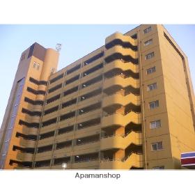 岡山県岡山市北区、岡山駅徒歩16分の築34年 10階建の賃貸マンション