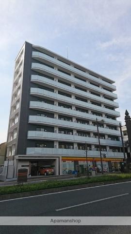 岡山県岡山市北区の新築 9階建の賃貸マンション