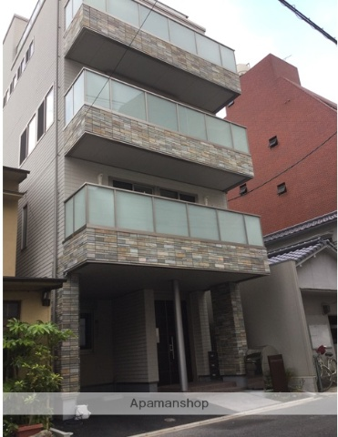 岡山県岡山市北区、岡山駅徒歩10分の新築 3階建の賃貸アパート