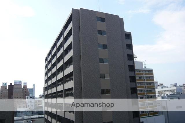 岡山県岡山市北区、岡山駅徒歩23分の築8年 11階建の賃貸マンション