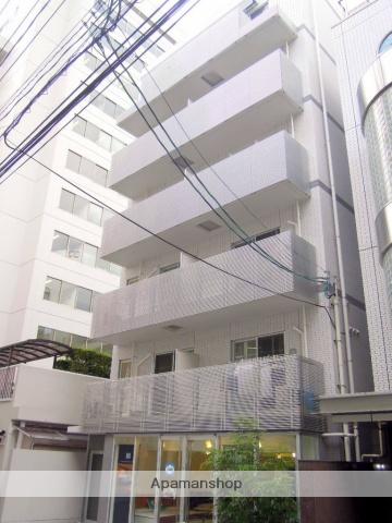 岡山県岡山市北区、郵便局前駅徒歩3分の築5年 6階建の賃貸マンション