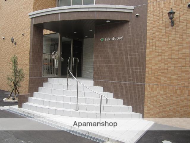 岡山県岡山市北区、岡山駅徒歩14分の築4年 5階建の賃貸マンション