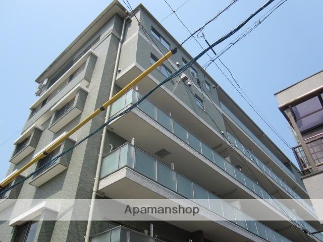 岡山県岡山市中区、岡山駅徒歩30分の築5年 6階建の賃貸マンション
