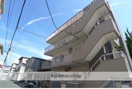岡山県岡山市北区、岡山駅徒歩5分の築30年 4階建の賃貸マンション