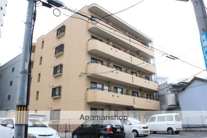 岡山県岡山市北区、岡山駅徒歩19分の築12年 5階建の賃貸マンション