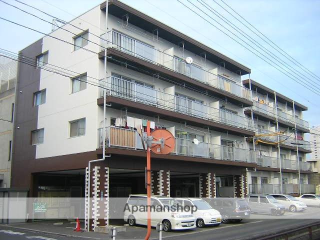 岡山県岡山市北区、岡山駅徒歩8分の築29年 4階建の賃貸マンション
