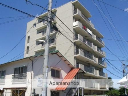 岡山県岡山市北区、岡山駅徒歩22分の築10年 7階建の賃貸マンション