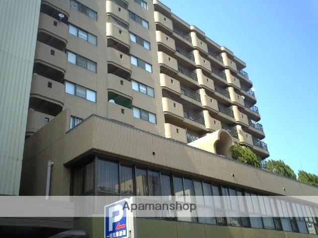 岡山県岡山市北区、岡山駅徒歩13分の築34年 10階建の賃貸マンション
