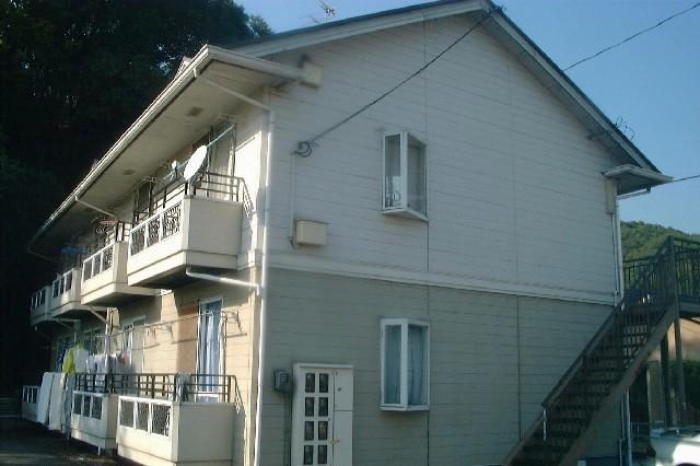岡山県岡山市北区、備前原駅徒歩3分の築29年 2階建の賃貸アパート