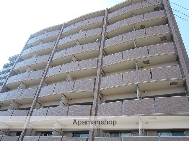 岡山県岡山市北区、西川原駅徒歩19分の築10年 8階建の賃貸マンション
