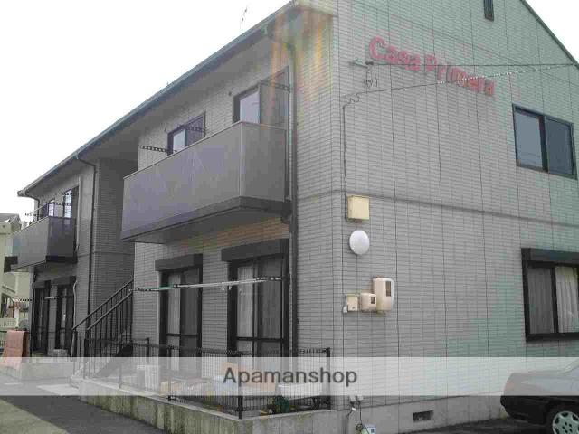 岡山県岡山市北区、岡山駅徒歩75分の築18年 2階建の賃貸アパート