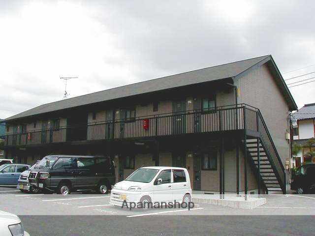 岡山県岡山市北区の築20年 2階建の賃貸アパート