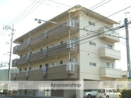岡山県岡山市北区、吉備津駅徒歩10分の築28年 4階建の賃貸マンション