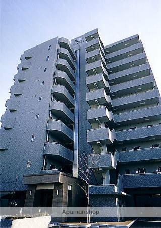 岡山県岡山市北区、岡山駅徒歩13分の築14年 10階建の賃貸マンション